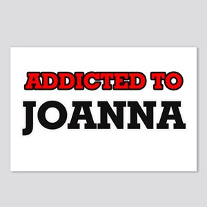 Addicted to Joanna Postcards (Package of 8)