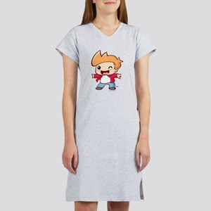 Futurama Chibi Fry Women's Nightshirt