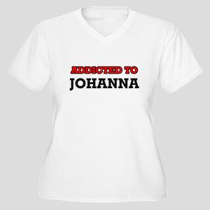 Addicted to Johanna Plus Size T-Shirt