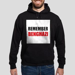 Remember Benghazi Hoodie