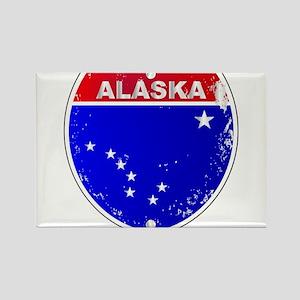 Alaska Interstate Sign Magnets