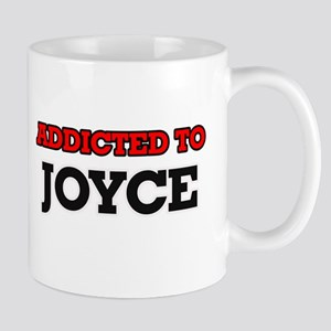 Addicted to Joyce Mugs