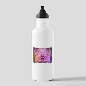 Yoga Meditation Stainless Water Bottle 1.0L