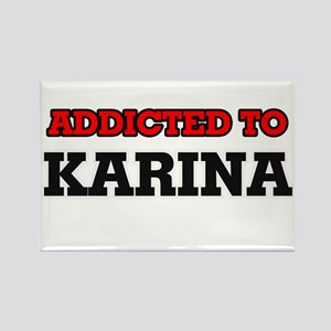 Addicted to Karina Magnets
