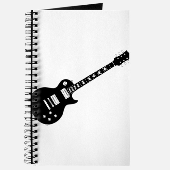 Black Guitar Journal