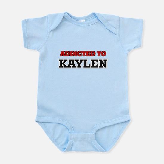 Addicted to Kaylen Body Suit