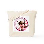 Pat the Bear Tote Bag