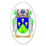 Yosselevitch Sticker (Oval 10 pk)