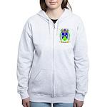 Yosifov Women's Zip Hoodie