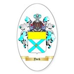 York Sticker (Oval 10 pk)
