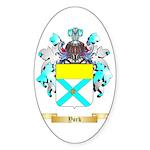 York Sticker (Oval 50 pk)
