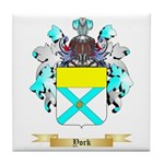 York Tile Coaster