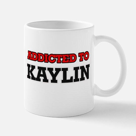 Addicted to Kaylin Mugs