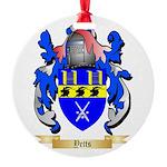 Yetts Round Ornament