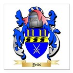 Yetts Square Car Magnet 3