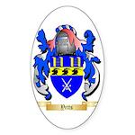 Yetts Sticker (Oval 10 pk)