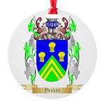 Yeskin Round Ornament