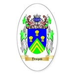 Yesipov Sticker (Oval)