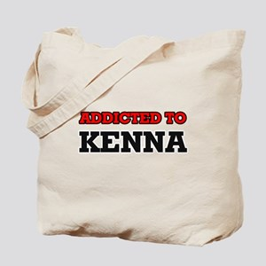 Addicted to Kenna Tote Bag