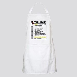 Trump Prescription For America Apron