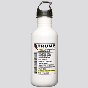 Trump Prescription For Stainless Water Bottle 1.0L