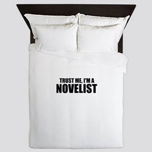 Trust Me, I'm An Author Queen Duvet