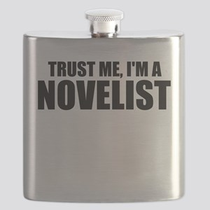 Trust Me, I'm An Author Flask