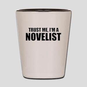Trust Me, I'm An Author Shot Glass