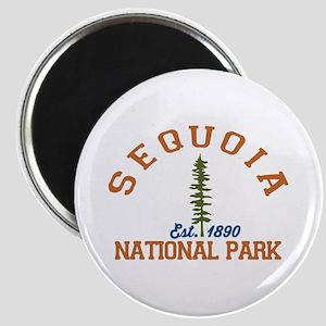 Sequoia National Park. Magnet Magnets