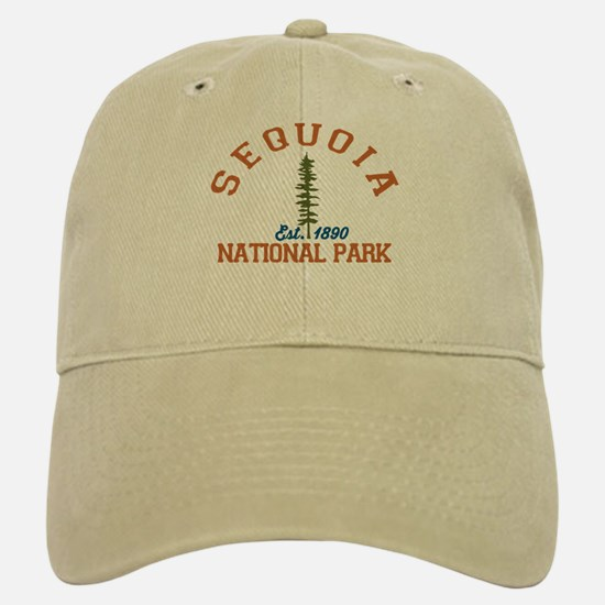 Sequoia National Park. Baseball Baseball Cap