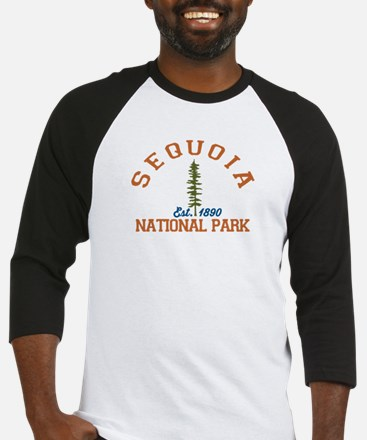 Sequoia National Park. Baseball Jersey