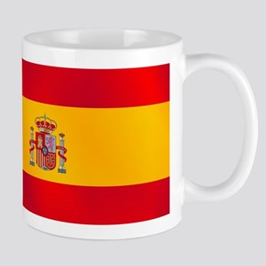 The Spanish Flag Mugs