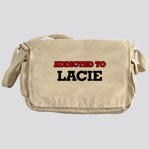 Addicted to Lacie Messenger Bag