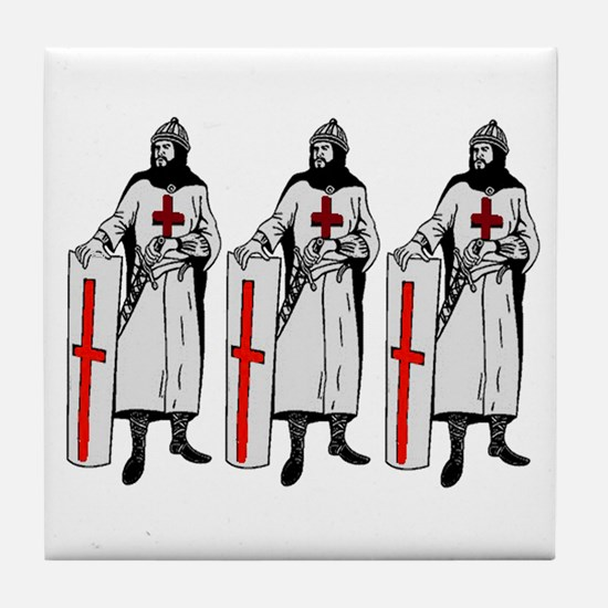 KNIGHTS Tile Coaster