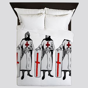 KNIGHTS Queen Duvet