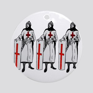 KNIGHTS Round Ornament