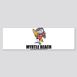 Myrtle Beach, South Carolina Bumper Sticker