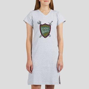 Futurama League of Robots Women's Nightshirt