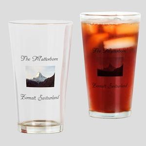 Matterhorn Drinking Glass