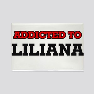 Addicted to Liliana Magnets