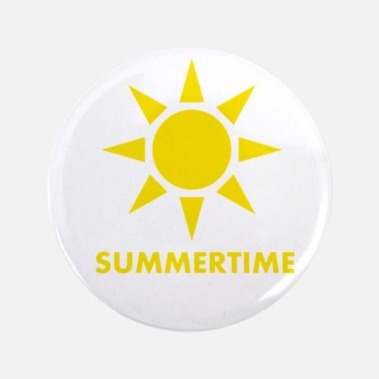 Summer Sun Button