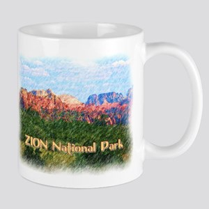 Zion National Park, Utah Mugs