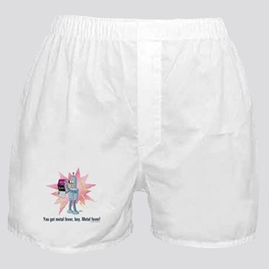 Futurama Metal Fever Boxer Shorts