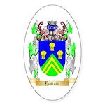Yesinin Sticker (Oval 50 pk)