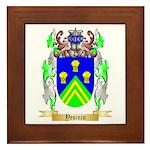 Yesinin Framed Tile