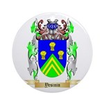 Yesinin Round Ornament