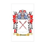 Yeoman Sticker (Rectangle)