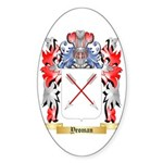 Yeoman Sticker (Oval 50 pk)