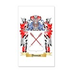 Yeoman 20x12 Wall Decal