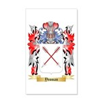 Yeoman 35x21 Wall Decal